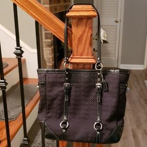 Pre-owned Large Coach Handbag